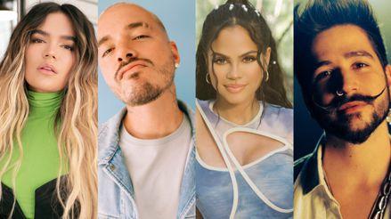 Nominados A Los Latin American Music Awards 2021: J Balvin Y Karol G, Parten Como Favoritos
