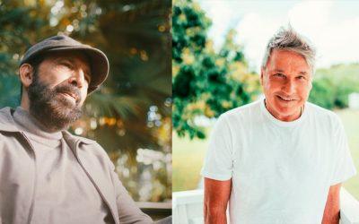 Juan Luis Guerra y Ricardo Montaner unen sus voces en «Dios así lo quiso»