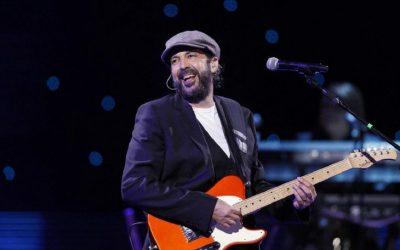 Juan Luis Guerra adapta al rock su canción Cantando Bachata