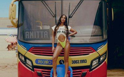 """Anitta estrenó """"Girl From Rio"""", una oda atrevida y sexy"""