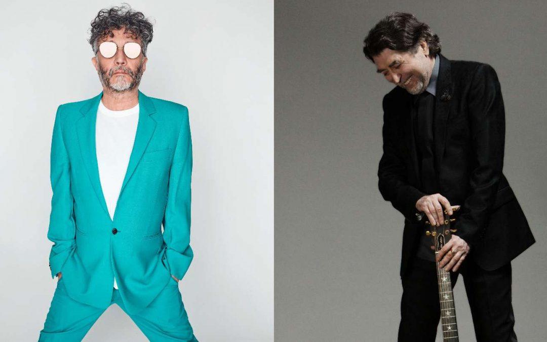 Latin Grammy 2021: Fito Páez y Joaquín Sabina recibirán el premio a la Excelencia Musical
