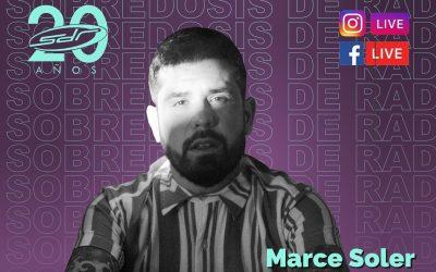 """El Talento de la Semana: Marce Soler se pregunta """"Cuánto falta?"""""""
