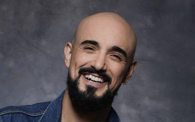 """Abel Pintos estrenó """"El amor en mi vida"""", su disco más personal"""