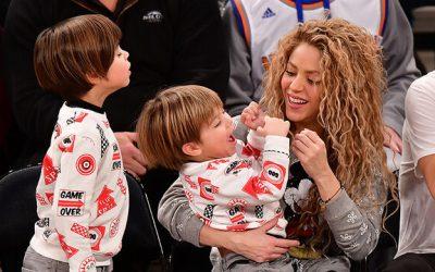 Shakira no quiere que sus hijos escuchen su música